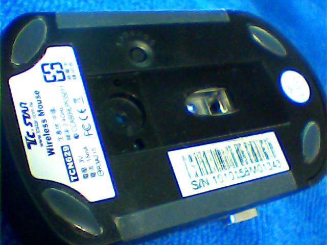 連鈺無限光學滑鼠TCN629測試報告