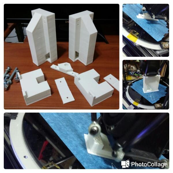 3D列印&木工—老舊CRT螢幕電腦桌小改造