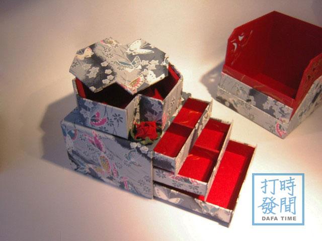 手工盒-中國風作品